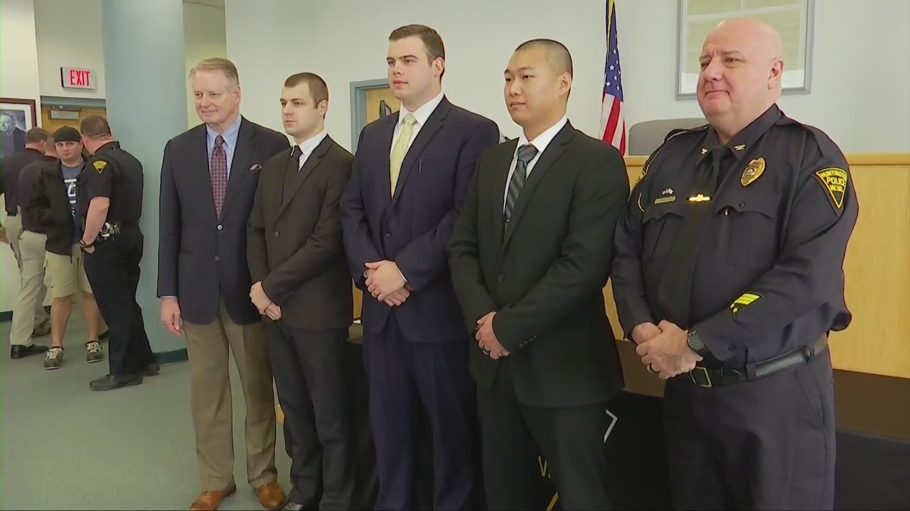 Huntington Police Hire Officers 720 Tim Tebow Announces Engagement Universe
