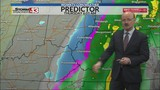 Stormtracker 13 Forecast Update Wednesday PM - Rain Changing To Snow
