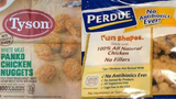 52,000 lbs. of Tyson, Perdue chicken nuggets recalled