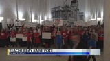 Teacher Pay Raise Bill Heads to House Vote