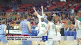 WVSSAC Boys Basketball Tournament, Day One: Parkersburg Catholic Wins, Parkersburg South Loses