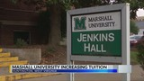 Marshall University tuition to increase in the fall