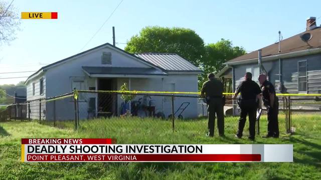 Deadly shooting in Point Pleasant, WV