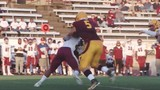 University of Charleston football player drafted to Atlanta Falcons